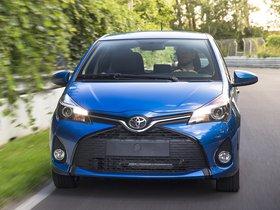 Ver foto 14 de Toyota Yaris SE 5 puertas USA 2014