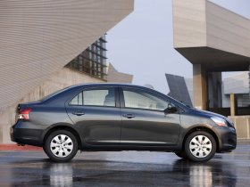 Ver foto 4 de Toyota Yaris Sedan 2008