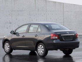 Ver foto 3 de Toyota Yaris Sedan 2008