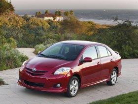 Ver foto 14 de Toyota Yaris Sedan 2008