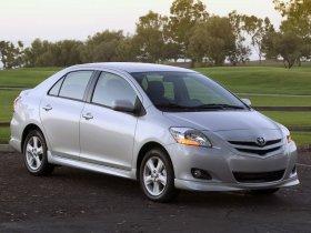 Ver foto 12 de Toyota Yaris Sedan 2008