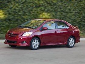 Ver foto 11 de Toyota Yaris Sedan 2008