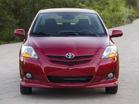 Ver foto 10 de Toyota Yaris Sedan 2008