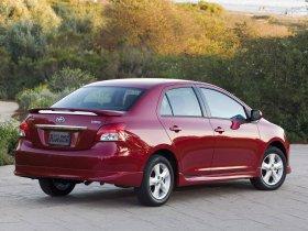 Ver foto 9 de Toyota Yaris Sedan 2008