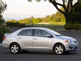 Ver foto 8 de Toyota Yaris Sedan 2008