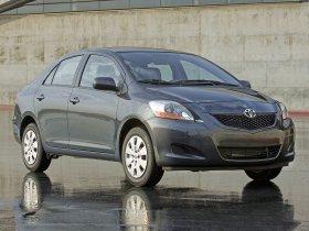 Ver foto 7 de Toyota Yaris Sedan 2008
