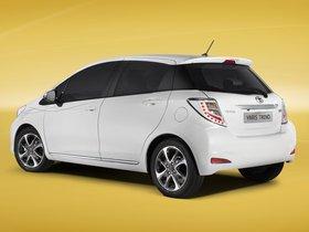 Ver foto 3 de Toyota Yaris Trend 5 puertas 2012