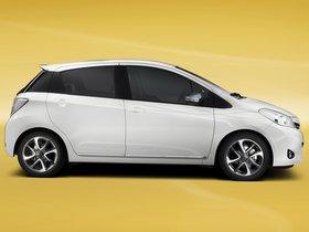 Ver foto 2 de Toyota Yaris Trend 5 puertas 2012