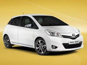 Ver foto 1 de Toyota Yaris Trend 5 puertas 2012