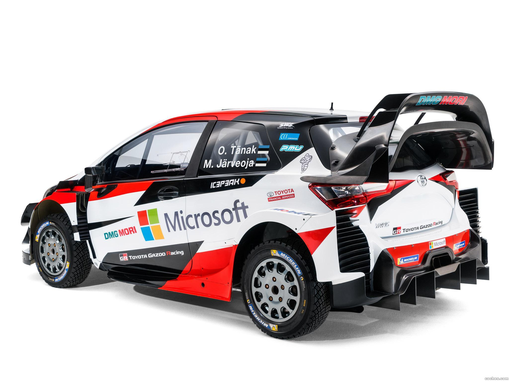Foto 3 de Toyota Yaris WRC  2018