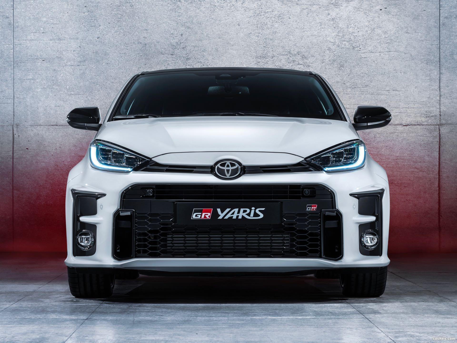 Foto 0 de Toyota GR Yaris 2020
