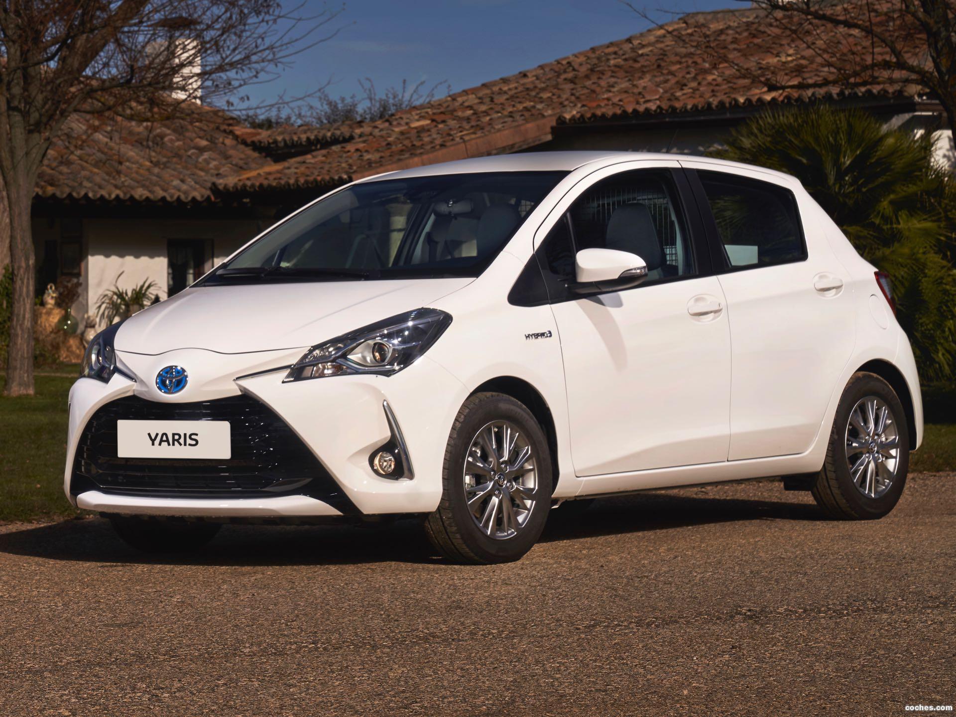 Foto 0 de Toyota Yaris Van Hybrid 2019