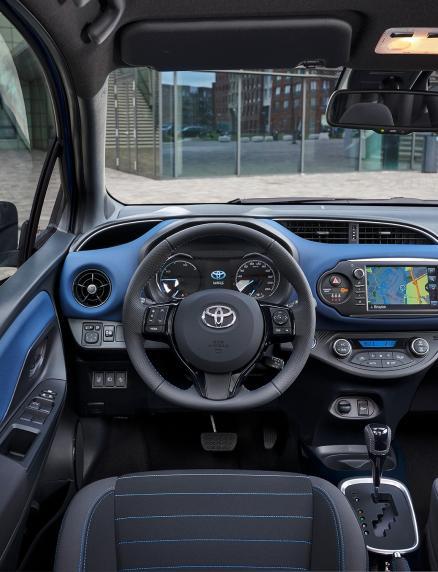 Precios Toyota Yaris H 237 Brido Ofertas De Toyota Yaris H 237 Brido Nuevos Coches Nuevos