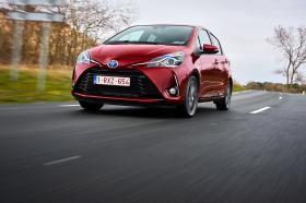 Ver foto 36 de Toyota Yaris Hybrid 2017