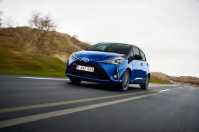 Ver foto 23 de Toyota Yaris Hybrid 2017