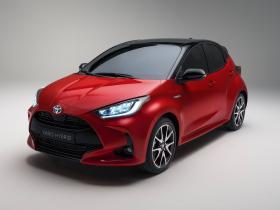 Toyota Yaris 120h 1.5 Active Tech