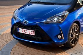 Ver foto 70 de Toyota Yaris Hybrid 2017