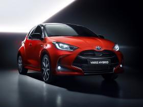 Ver foto 1 de Toyota Yaris Hybrid 2020