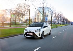 Ver foto 21 de Toyota Yaris 2017