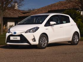 Toyota Yaris Van Yaris Ecovan Hybrid