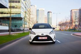 Ver foto 40 de Toyota Yaris 2017