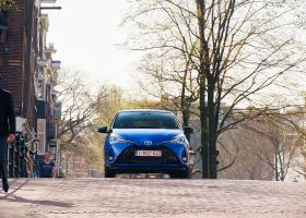 Ver foto 21 de Toyota Yaris Hybrid 2017