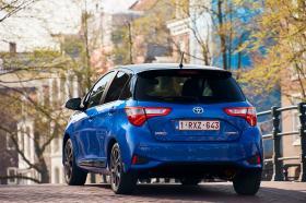 Ver foto 60 de Toyota Yaris Hybrid 2017
