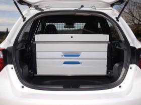 Ver foto 2 de Toyota Yaris Van Hybrid 2019