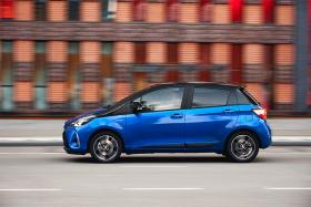 Ver foto 18 de Toyota Yaris Hybrid 2017