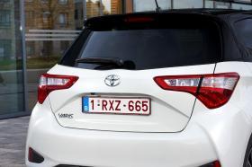 Ver foto 22 de Toyota Yaris 2017