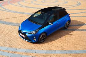 Ver foto 57 de Toyota Yaris Hybrid 2017