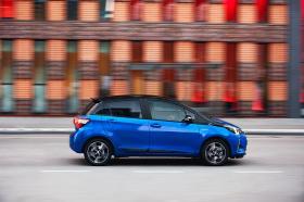 Ver foto 17 de Toyota Yaris Hybrid 2017