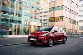 Ver foto 47 de Toyota Yaris Hybrid 2017