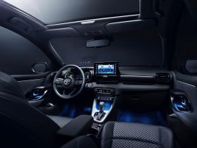 Ver foto 10 de Toyota Yaris Hybrid 2020