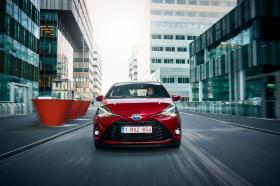 Ver foto 46 de Toyota Yaris Hybrid 2017