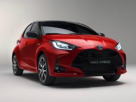 Ver foto 6 de Toyota Yaris Hybrid 2020