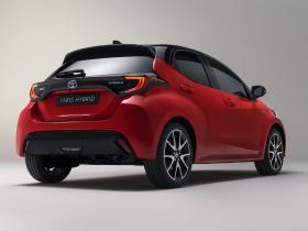 Ver foto 8 de Toyota Yaris Hybrid 2020