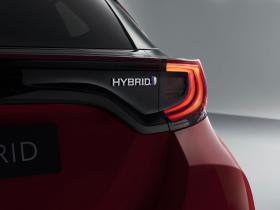 Ver foto 9 de Toyota Yaris Hybrid 2020