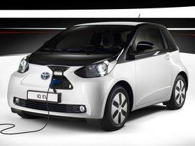 Ver foto 1 de Toyota iQ eV 2012