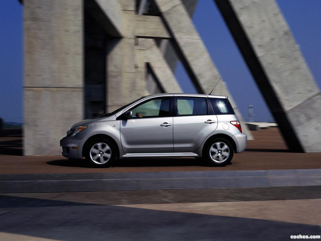 Foto 1 de Toyota xA 2006