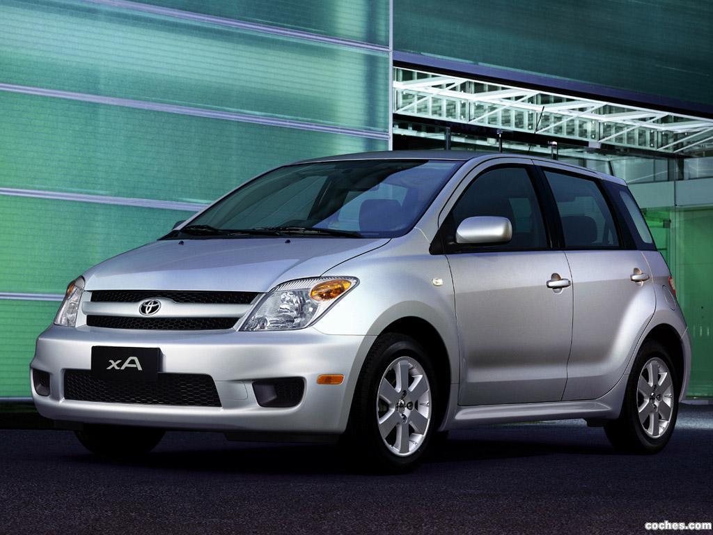 Foto 0 de Toyota xA 2006
