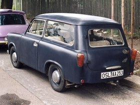 Ver foto 2 de Trabant 600 Universal 1962