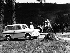 Ver foto 1 de Trabant 600 Universal 1962