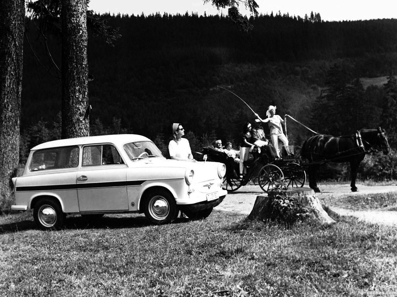 Foto 0 de Trabant 600 Universal 1962