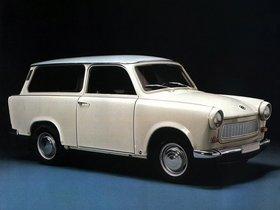 Ver foto 2 de Trabant 601 Universal 1965