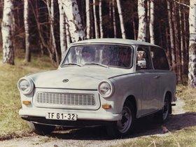 Ver foto 1 de Trabant 601 Universal 1965