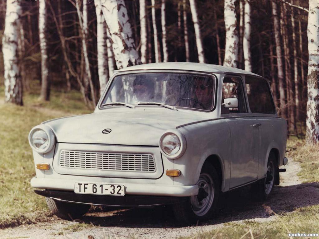 Foto 0 de Trabant 601 Universal 1965