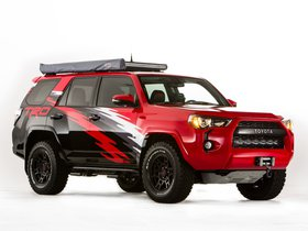 Ver foto 1 de Toyota TRD 4Runner Fact Sheet 2014