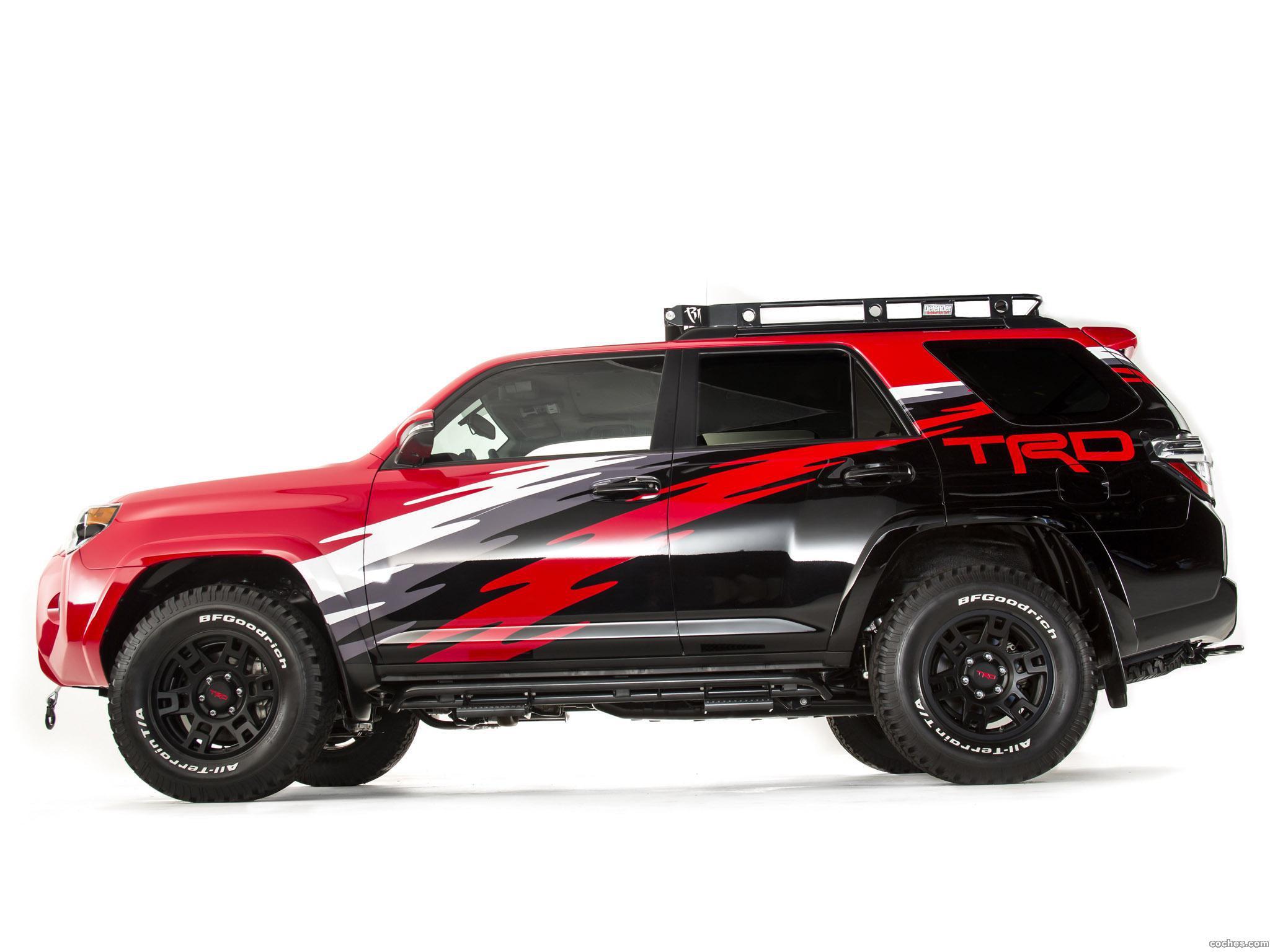 Foto 2 de Toyota TRD 4Runner Fact Sheet 2014