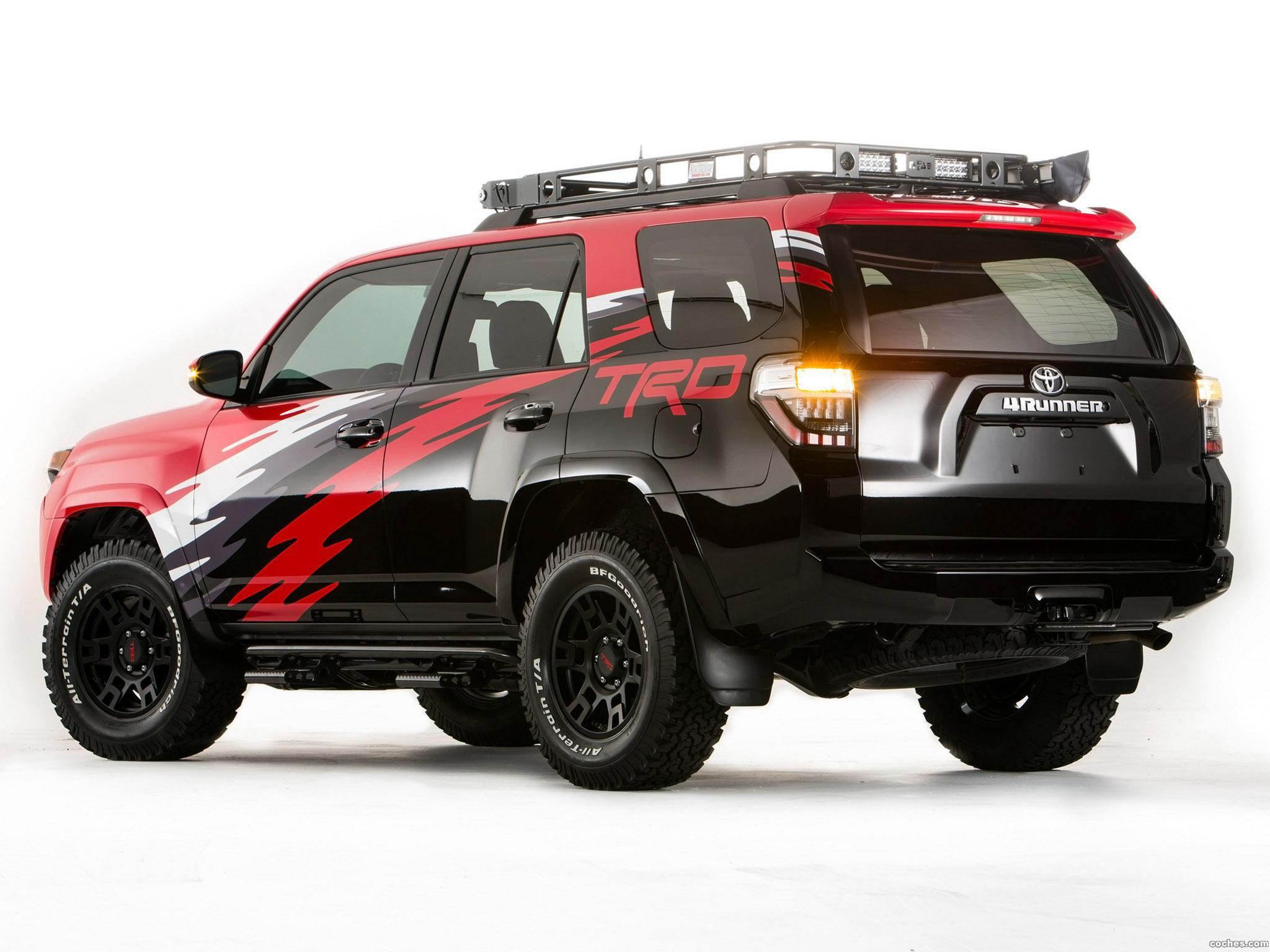 Foto 1 de Toyota TRD 4Runner Fact Sheet 2014